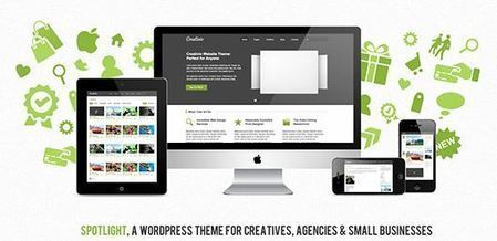 11 Free PSD Website Themes | Website Templates | Web Templates | WordPress Themes | Scoop.it
