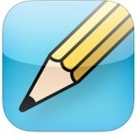 IdeaStorm - A Free and Simple Drawing App - iPad Apps for School | iPad Adoption | Scoop.it