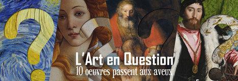 """Découvrez """"L'art en question"""" la web-série documentaire du Canal éducatif - L'Art en Question   sciences de l'éducation   Scoop.it"""