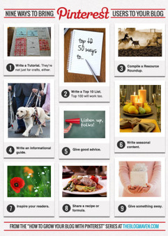 Creating Content Pinterest Users will LOVE   Pinterest   Scoop.it