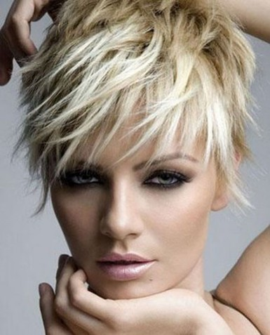 Layered Short Haircuts For Summer 2012 | Hair Style | Scoop.it