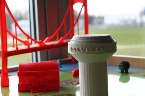 8th Graders Take on 3D Printing Projects | 3D Virtual-Real Worlds: Ed Tech | Scoop.it