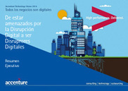 Accenture Technology Vision 2014: Todos los negocios son digitales | Asuntos de Interés | Scoop.it