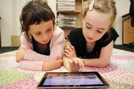 Technology essential to children's success - Massey University | Curtin iPad User Group | Scoop.it