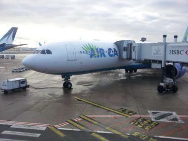 Le vol TX 540 Paris / Pointe a pitre perd un réacteur et se pose en urgence à orly | Les infos de SXMINFO.FR | Scoop.it