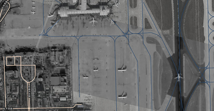 Planes Landing in Beijing: Video from Space | Media Aesthetics Lab | Scoop.it