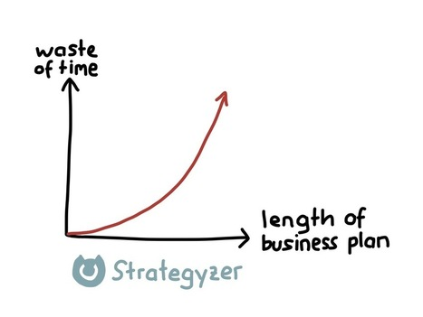 How a Great Business Plan Will Maximize Your Risk of Failure | CulturaDigital | Scoop.it