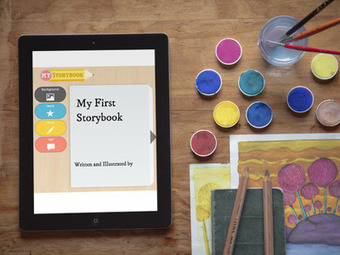 Make Your Own Storybook for Free | singing leads to learning | Scoop.it