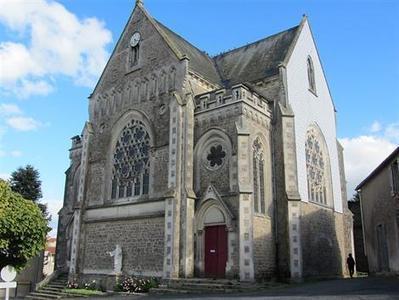 L'église de Mortagne-sur-Sèvre menacée de démolition   Patrimoine-en-blog   L'observateur du patrimoine   Scoop.it