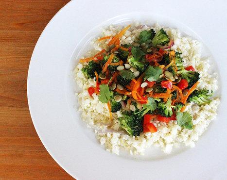 "Paleo Perfect: Cauliflower ""Rice"" Stir-Fry | Recipes | Scoop.it"
