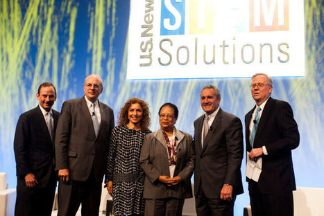 2014: U.S. News STEM Leadership Hall of Fame - U.S. News & World Report | Innovation Disruption in Education | Scoop.it