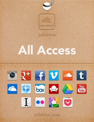 #jolidrive #startup #curation tool for your favorite #startup apps in the cloud #edtech20 #pln | IPAD, un nuevo concepto socio-educativo! | Scoop.it