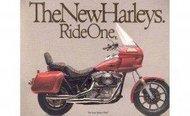 Harley-Davidson Bringing Back the Sport Glide | Harley Rider News | Scoop.it