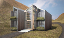 Shipping container house. Alaska. 2012 | Container Architecture | Scoop.it