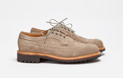 mark mcnairy for tres bien – f/w 2012 – longwig brogue ... - Guillotine   Chaussures Homme   Scoop.it
