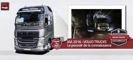 IAA 2016 VOLVO TRUCKS - truck Editions | Truckeditions | Scoop.it