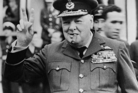 10 of Winston Churchill's Best Quotes | Systems of Knowledge | Scoop.it