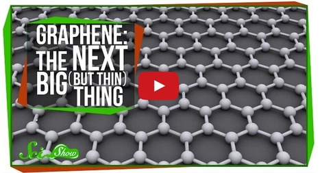 Video Explains What Graphene Is and Why It's a Magic Material | GodSpeed Great Commission | Scoop.it