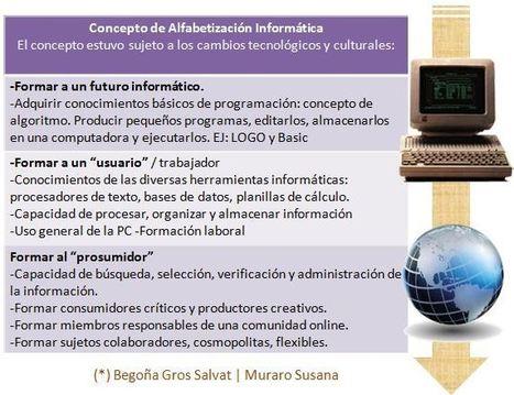 EDUCACION 2.0: Historia de la alfabetización digital en la escuela | Educacion, ecologia y TIC | Scoop.it