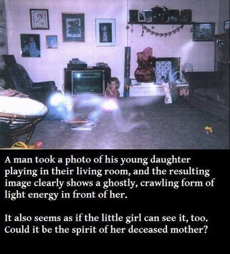 20 Real-life Scarily True Ghost Stories | HealthoWealth | Healthowealth | Scoop.it