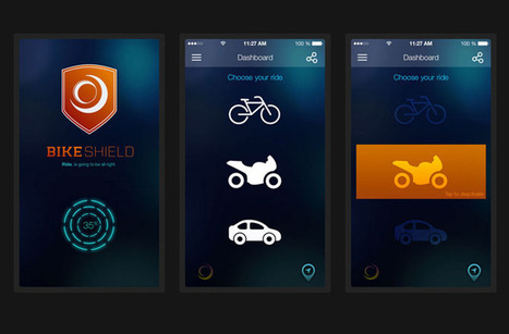 App Warns Drivers that Bikers Are Nearby | Justin Atienza | Scoop.it
