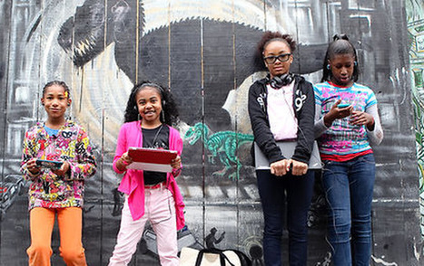 Black Girls CODE is Coming to a Neighborhood Near You | PolicyMic | Tech Teens | Scoop.it