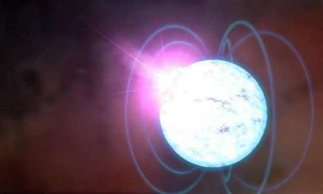 Astronomers find the first 'wind nebula' around a magnetar | Amazing Science | Scoop.it