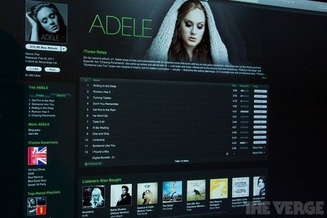 Music sales decline for the first time since the iTunes Store opened ... | Winning The Internet | Scoop.it