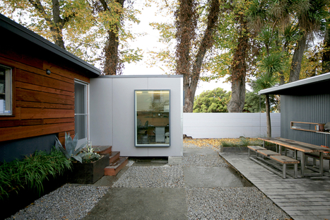 Creative Re-Use in Oakland - Slideshows - Dwell | Container Architecture | Scoop.it
