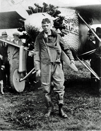 Charles A. Lindbergh - Biography | Charles Lindbergh ('Cause he's cool) | Scoop.it
