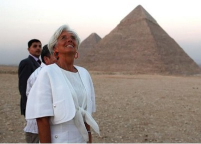 IMF mission due in Cairo Sunday to discuss economic reforms | Égypt-actus | Scoop.it