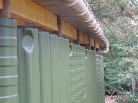 Ecol'eaumur invente le mur des récupérations… d'eau! | Le flux d'Infogreen.lu | Scoop.it