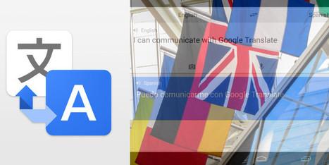 Google Translate Android App Makes Translated Conversations Simpler - MakeUseOf   English Engine   Scoop.it