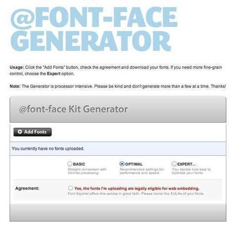 Useful Web Typography Tools @colaja | Digital-By-Design | Scoop.it