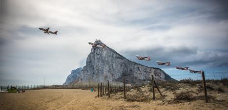 Gibraltar Take off | Graphic Design | Scoop.it