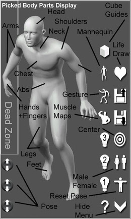 Pose Tool 3D v6.8.28 (paid) apk download | ApkCruze-Free Android Apps,Games Download From Android Market | straight edge | Scoop.it