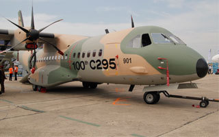 Airbus Military ready for 100th C295 delivery | Aerospace | Scoop.it