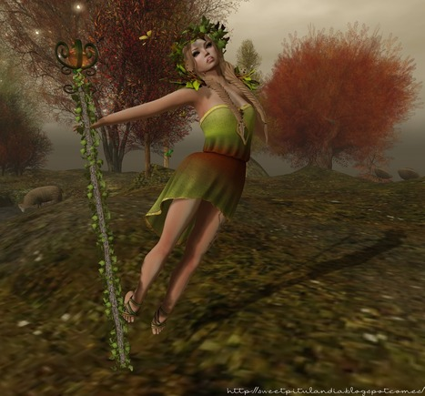 Sweet Pitulandia: Anjana Dreams | Second LIfe Good Stuff | Scoop.it