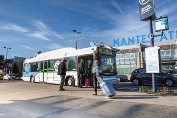 """Nantes teste la localisation de bus par smartphone   """"green business""""   Scoop.it"""
