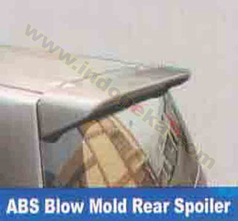 Spoiler Nissan Grand Livina With Light | spoiler | Scoop.it