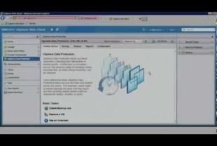 VMware vSphere 5.1 Data Protection - File Level Restore - Videos | Ciberseguridad + Inteligencia | Scoop.it