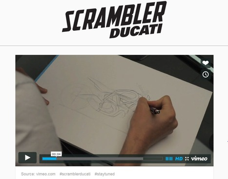 Video | Scrambler Ducati - Stay Tuned | Desmopro News | Scoop.it