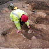Roman Cemetery Discovered Beneath Parking Lot : DNews | British Genealogy | Scoop.it