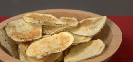 An Easy And Healthy Way To Make Potato Chips Using Your Microwave | Quirky (with a dash of genius)! | Scoop.it