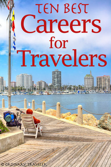 Ten #Careers for Travelers | Career & Leadership Tips and Advice | Scoop.it