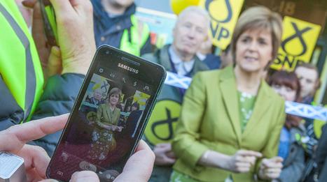 SNP support rises despite 'poor' performance, finds TNS poll - stv.tv | My Scotland | Scoop.it