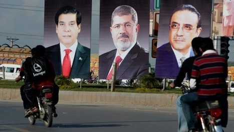 Mursi Leaves Unrest Behind in Visit to Pakistan and India | Égypt-actus | Scoop.it