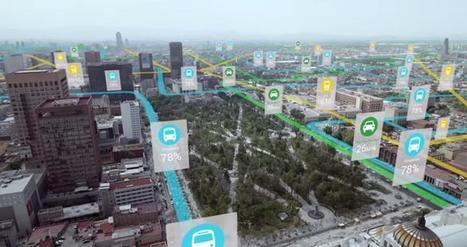 Smart city: un logiciel pour décongestionner les transports | L'Atelier: Disruptive innovation | Smart Cities | Scoop.it