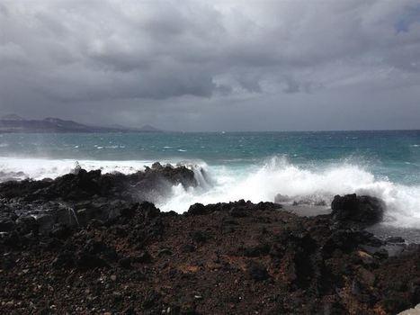 Las islas occidentales y Gran Canaria, en aviso amarillo por viento y oleaje | GolfNumberOne Canary Islands Golf trips | Scoop.it