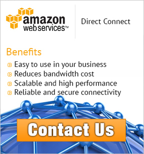 Benefits of Using Amazon Web Services Direct Connect for your Business | Ethernet, MPLS, IP Flex, VoIP, Long Distance Services & more | Scoop.it